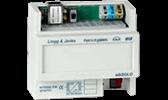 KNX / EIB Lingg & Janke Netzwerkkoppler und Sensoren