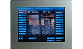 KNX / EIB MDT Monitore Visualisierung
