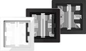 MERTEN System Design D-Life Glas und Stein