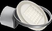 LED System Strahler/Leuchten Wandaufbauleuchten
