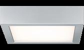 LED System Deckenaufbauleuchten Innen
