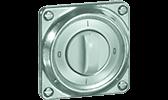 PEHA Aluminium-Guss-Programm Schalter-/Taster