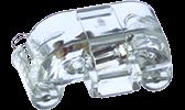 PEHA Einsätze Unterputz Glimmlampen