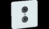 PEHA Standard Lautsprecherdosen