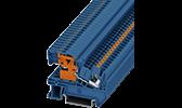 Verteilereinbau Reihenklemmen N-Trennklemmen