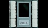 KNX / EIB Anzeige- und Bedienung Displays