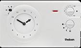 Haustechnik Theben Analog Uhrenthermostate