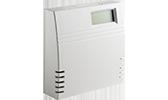 KNX / EIB Thermokon Raumfühler CO2 - Feuchte - Temperatur