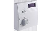 KNX / EIB Thermokon Raumfühler Feuchte - Temperatur AP