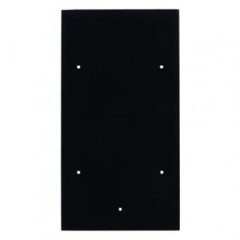 berker 75142835 knx glas sensor 2fach komfort glas schwarz online kaufen im voltus elektro shop. Black Bedroom Furniture Sets. Home Design Ideas