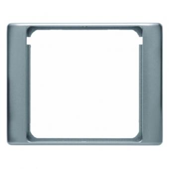 berker 11089004 zwischenring f r zentralplatte edelstahl. Black Bedroom Furniture Sets. Home Design Ideas