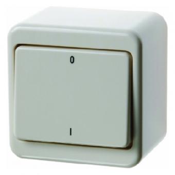 BERKER 300340 Wippschalter 3-polig Aus