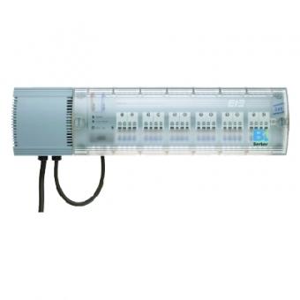 BERKER 75330001 Heizungsaktor 12fach Triac, 24 V AC, Ap