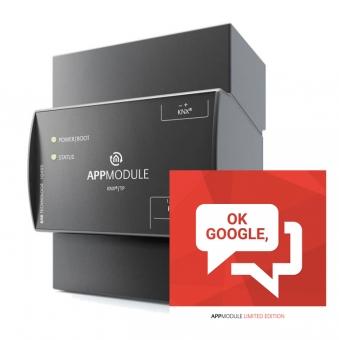 BAB-TEC 10495 APPMODULE KNX/TP inkl. Google Home Mini