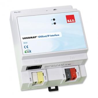 B.E.G. 90125 LUXOMATnet KNXnet/IP Interface
