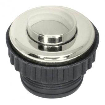 BERKER 181110 TS Drucktaster Chrom glänzend, Messing galvanisiert