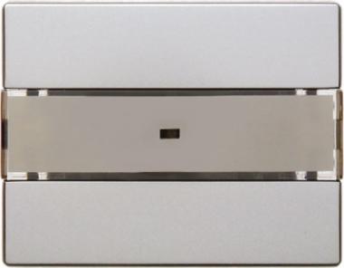berker 75161643 tastsensor 1fach komfort edelstahl. Black Bedroom Furniture Sets. Home Design Ideas