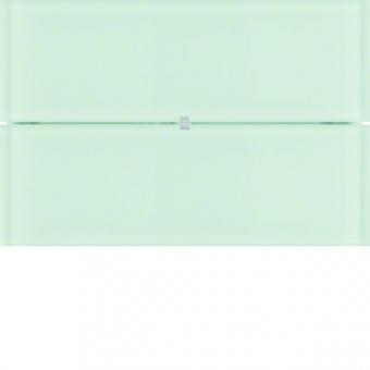 berker 75162590 b iq tastsensor 2fach komfort glas polarwei online kaufen im voltus elektro shop. Black Bedroom Furniture Sets. Home Design Ideas