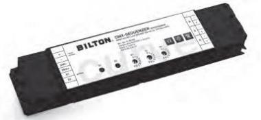 BILTON C-03703 Dimm-Sequenzaktor Curve DMX ADR. DMX Sequenzer adressierbar