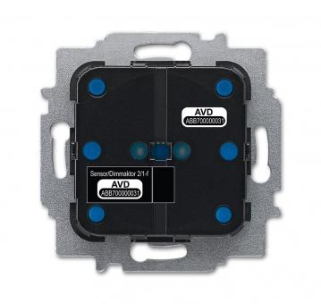 BUSCH-JAEGER 6212/2.1-WL Sensor/ Dimmaktor 2/1-fach Wireless