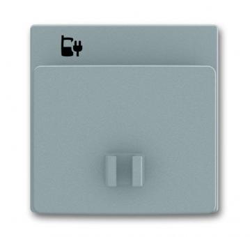 busch jaeger 6478 803 abdeckung f r usb ladestation 6474 u graumetallic online kaufen im voltus. Black Bedroom Furniture Sets. Home Design Ideas