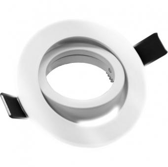 CONSTALED 31617 Deckeneinbauspot SKYline MR16 schwenkbar weiß matt
