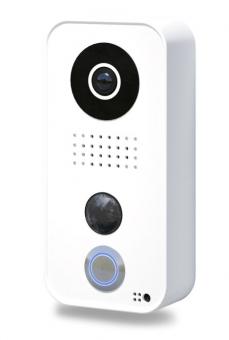 DOORBIRD D101 IP Video Türstation Polycarbonate Gehäuse Aufputz White