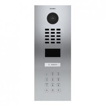 DOORBIRD D2101KV IP Video Türstation 1 Ruftaste inkl. UP-Gehäuse