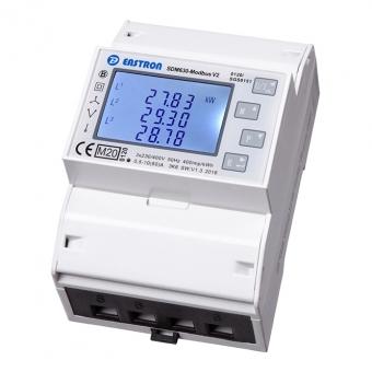 EASTRON SDM630 Modbus-V2 MID Zweirichtungs-Multifunktionsstromzähler