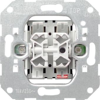 Gira 010500 Wippschalter Einsatz Serienschalter