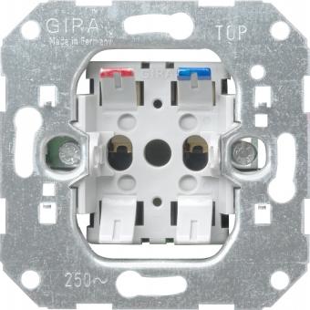 Gira 016100 Einsatz Lichtsignal mit Tragring