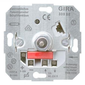 GIRA 030900 Einsatz elektronisches Potentiometer