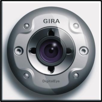 Gira 126566 Farbkamera für Türstation Unterputz Reinweiß