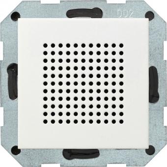 GIRA 228203 Lautsprecher Unterputz-Radio RDS Reinweiß glänzend