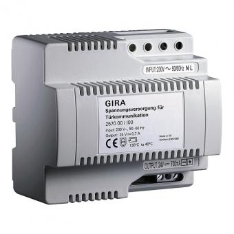 GIRA 257000 Spannungsversorgung DC 24V 700mA