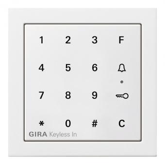 GIRA 2605112 Keyless In Codetastatur