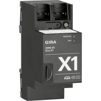 GIRA 209600 X1 Server für mobile Endgeräte