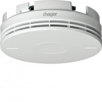 HAGER RFA100D BEKA Sensorkopf ohne Sockel für Rauchmelder RFM100D