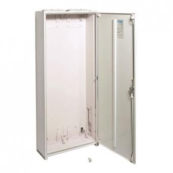 HAGER ZB42W Zählerschrank universZ IP54 SKII 192 PLE Höhe=1250mm BxT: 550x205mm