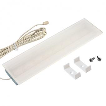 hera 61001820103 led glas line unterbauleuchte 3 8 w alu. Black Bedroom Furniture Sets. Home Design Ideas