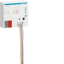 HAGER TXB322 Universal-Schnittstelle 2fach+2 LED