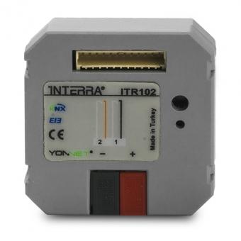 INTERRA ITR102 Tasterschnittstelle  / Tasterinterface 2-fach