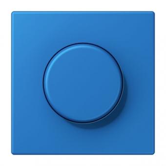JUNG LC194032030 Drehdimmer Abdeckung bleu céruléen 31