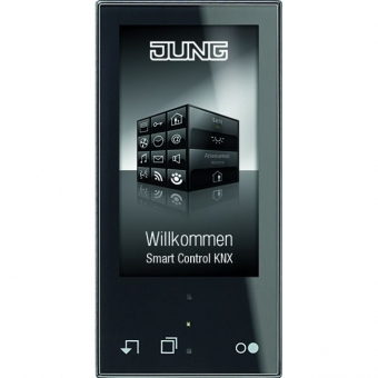 jung sc1000knx smart control knx online kaufen im voltus elektro shop. Black Bedroom Furniture Sets. Home Design Ideas