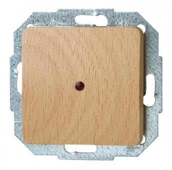 kopp 619631080 milano buche kontrollschalter beleuchtet. Black Bedroom Furniture Sets. Home Design Ideas