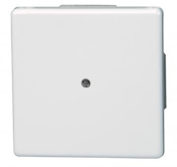 kopp 644602079 vision kontrollschalter beleuchtet arktis. Black Bedroom Furniture Sets. Home Design Ideas