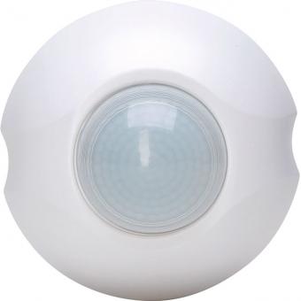 KOPP 822101035 AP-D INFRAcontrol 360 Präsenzmelder, IP20, weiß Aufputz