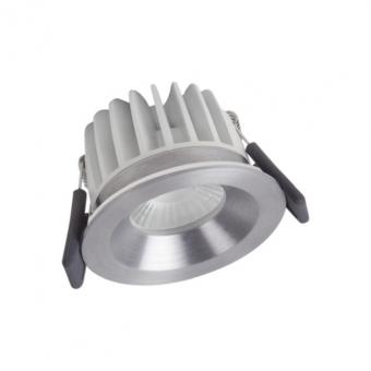 LEDVANCE SPOTFP LED FIX 8W/3000K SI DIM IP65 Einbaustrahler 3000 K warmweiß