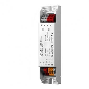 LUNATONE 89453829 DALI DT6 1-Kanal LED Dimmer CV 12-48VDC 16A
