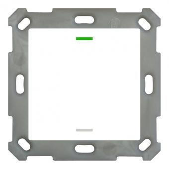 MDT BE-TAL5501.01 Taster Light 55 1fach RGB-W Neutral